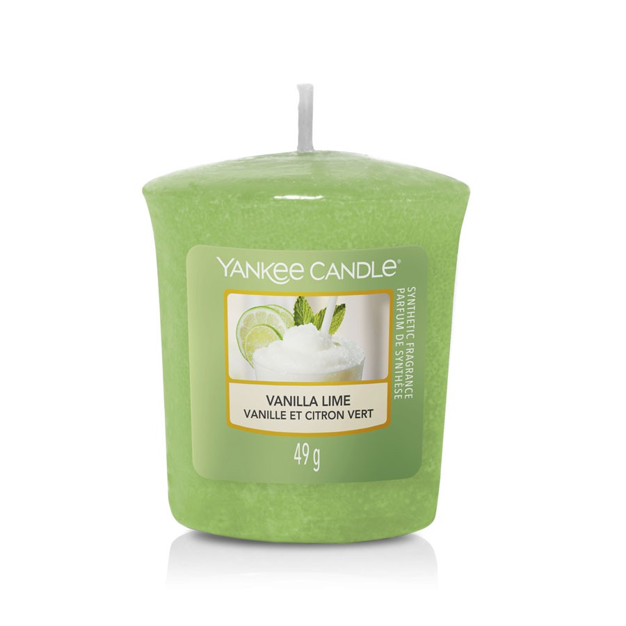 Yankee Candle Candle Votive Vanilla Lime