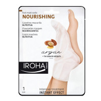 Iroha Foot Mask Socks Nourishing -Argan