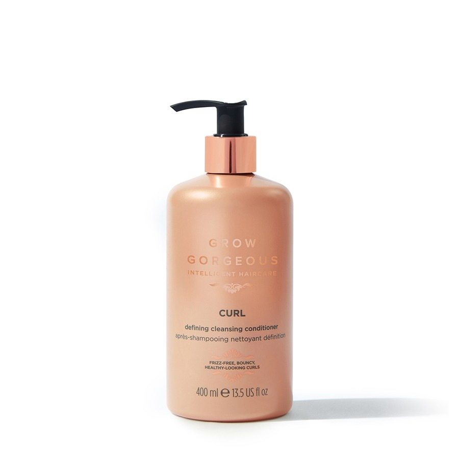 Grow Gorgeous Curl Defining Cleansing Conditioner