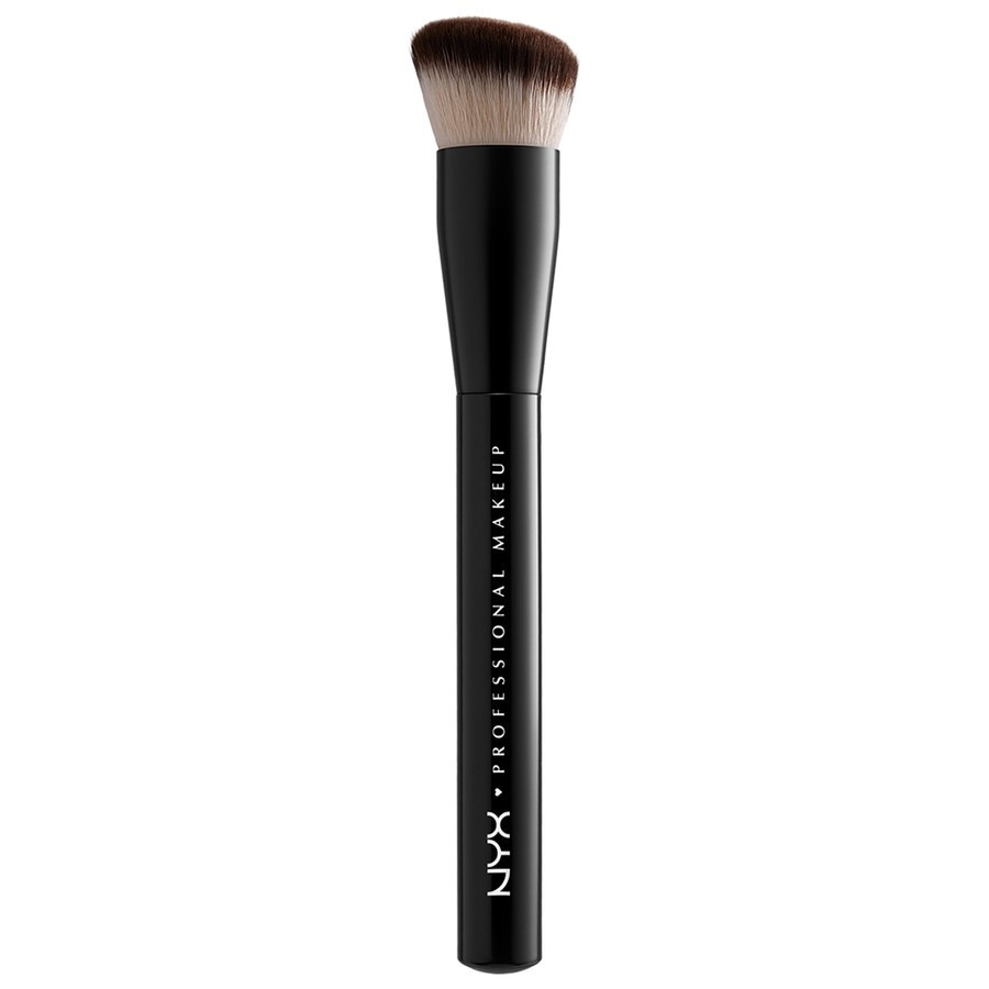 NYX Professional Makeup Can't Stop Won't Stop Foundation Brush Professional Makeup Pro Brush 37