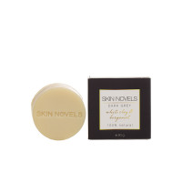 Skin Novels Sapun Natural Vegan Dark Grey White Clay&Bergamot