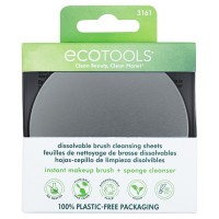 Eco Tools Disolvable Brush Cleansing Sheet