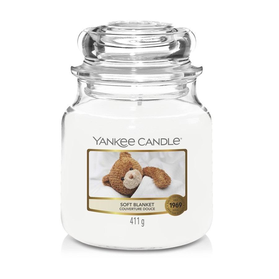 Yankee Candle Candle Jar Soft Blanket
