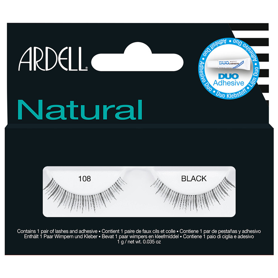 Ardell Ardell Natural Fashion Lashes 108 Demi