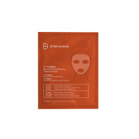 Dr. Dennis Gross  C+ Collagen Biocellulose Brightening Treatment Mask