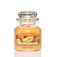 Yankee Candle Small Jar Mango Peach Salsa