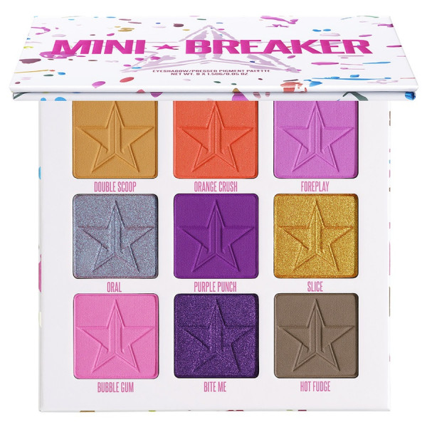 Jeffree Star Cosmetics Mini-Breaker Palette