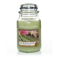Yankee Candle Large Jar Lemongrass & Ginger