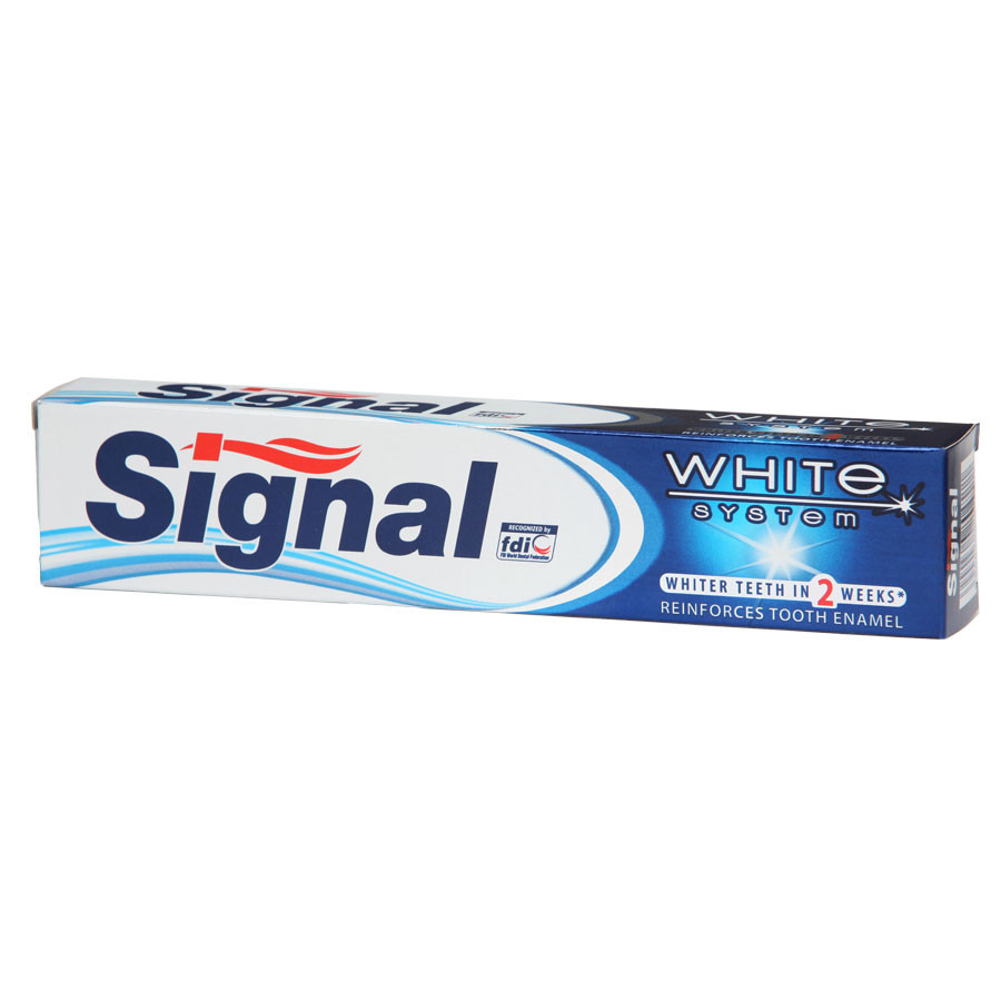 Signal Pasta Dinti White System