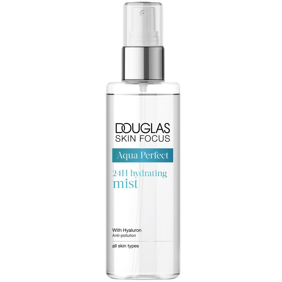 Douglas Focus Aqua Perfect 24h Hydrating Mist with Hyaluron