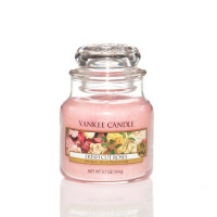 Yankee Candle Small Jar Fresh Cut Roses
