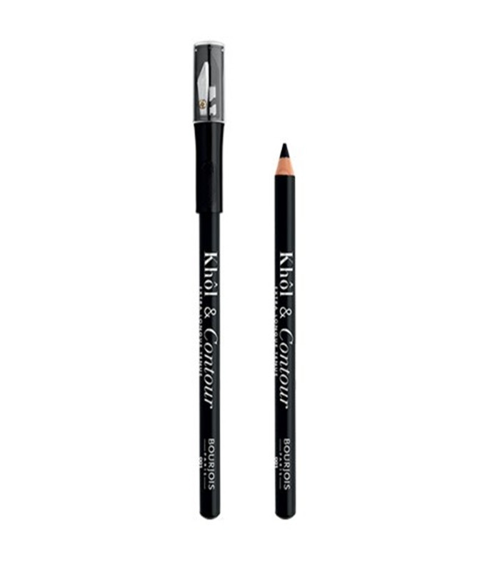 Bourjois Kohl and Contour Eye Pencil with Sharpener