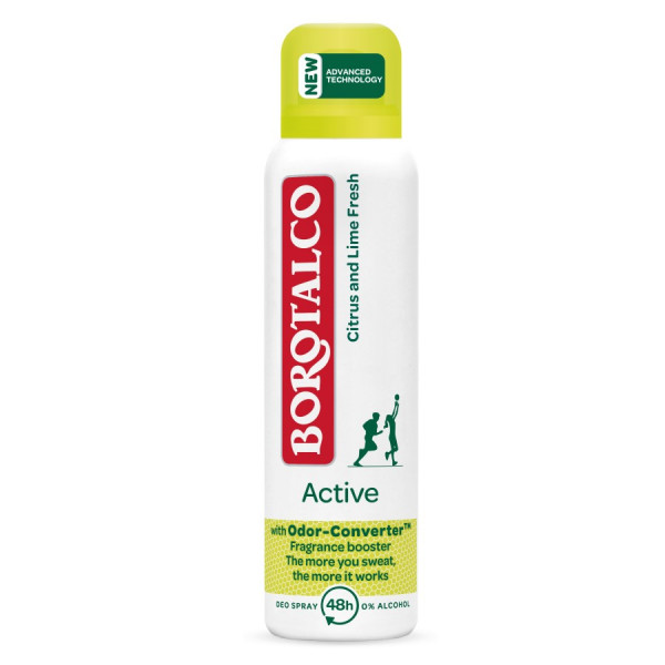 Borotalco  Deodorant Spray Active Citrus & Lime