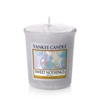Yankee Candle Candle Votive Sweet Nothings