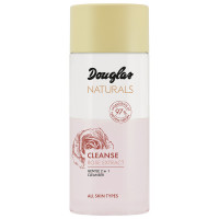 Douglas Naturals Gentle 2 in 1 Cleanser Make-up
