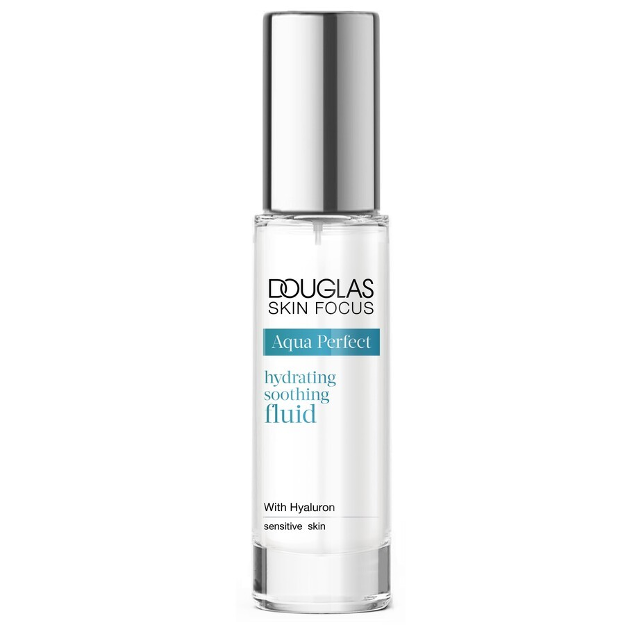 Douglas Focus Aqua Perfect Hydrating Soothing Fluid with Hyaluron