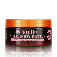 Tree Hut Intense Hydrating Shea Body Butter Almond & Honey
