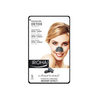 Iroha Cleansing Strips Black Heads-Detox