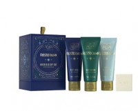 Scottish Fine Soaps Frosted Dawn Luxurious Gift Set