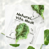 TOO COOL FOR SCHOOL Natural Vita Mask Firming A/Kale