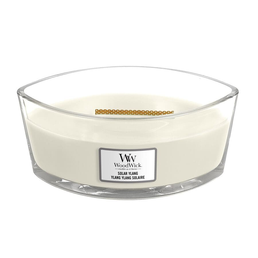 WoodWick Candle Ellipse Solar Ylang