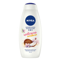 Nivea Gel de Dus Welcome Sunshine