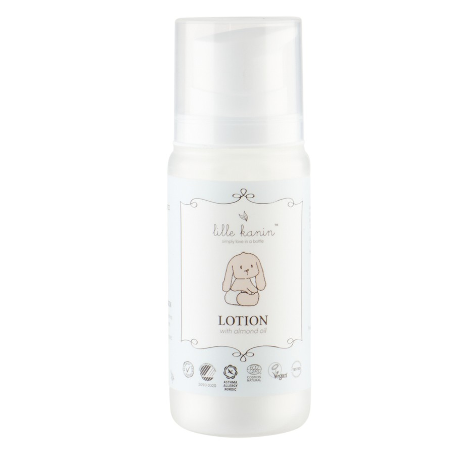 Lille Kanin Lotion with Almond Oil