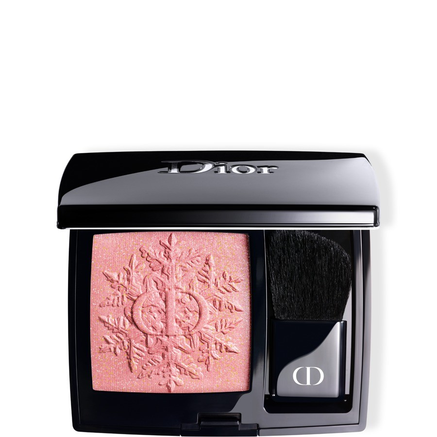 DIOR Rouge Blush 353 Rose Frisson - Golden Nights Collection Limited Edition