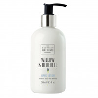 Scottish Fine Soaps Willow & Bluebell Hand Lotion