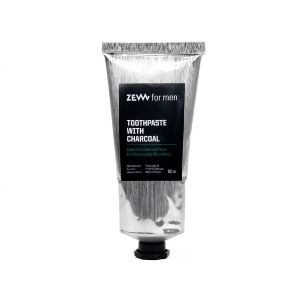 Zew for men Charcoal Toothpaste