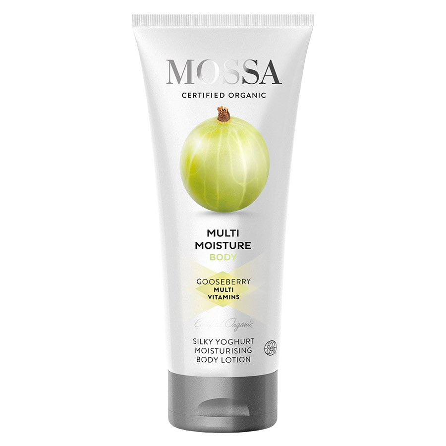 Mossa Body Lotion With Gooseberry Multi Vitamins