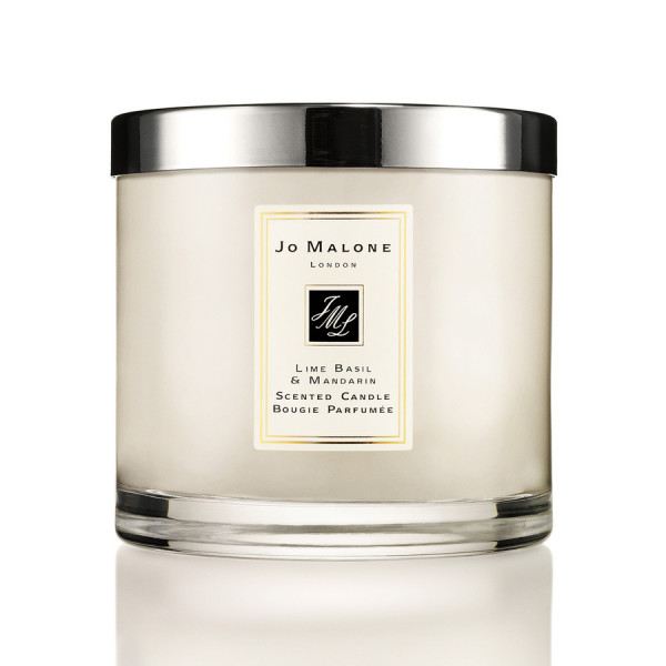 Jo Malone London Lime Basil and Mandarin Deluce Candle