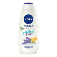Nivea Gel de Dus Welcome Sunshine Goodbye Stress
