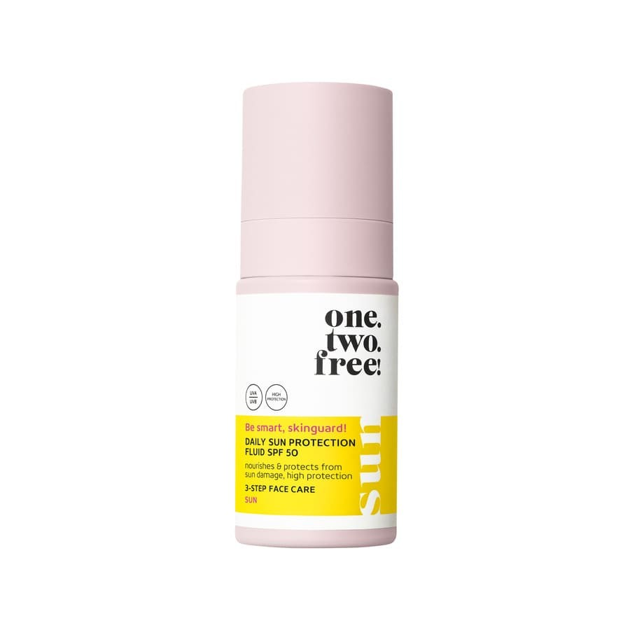 one.two.free! Sun Protective Fluid SPF 50