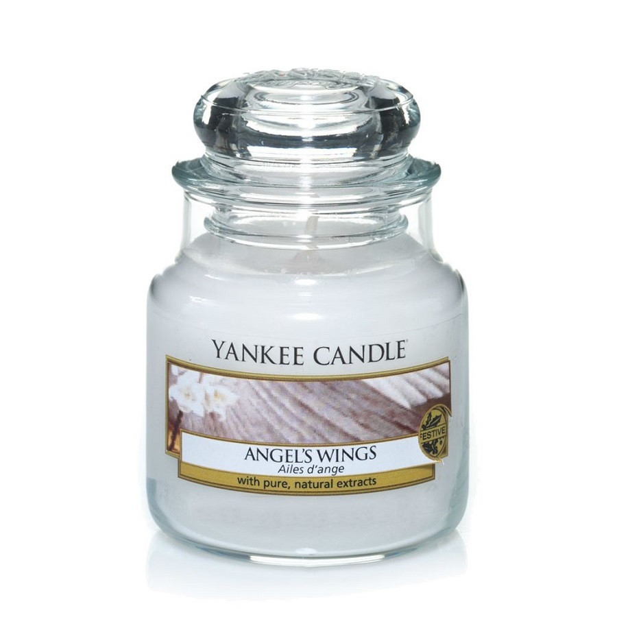Yankee Candle Small Jar Angel's Wings