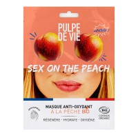 Pulpe de Vie Facial Mask with Peach
