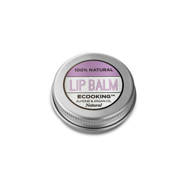 Ecooking Ecooking Lip Balm Natural