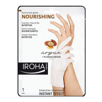 Iroha Hands and Nails Gloves Treatment Nourishing - Argan