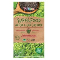 7th Heaven Superfood Matcha & Chia Clay Mask