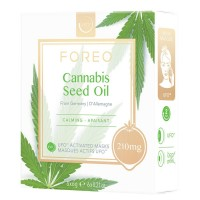 Foreo Mask Cannabis Seed Oil Set