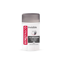 Borotalco  Deodorant Stick Invisible