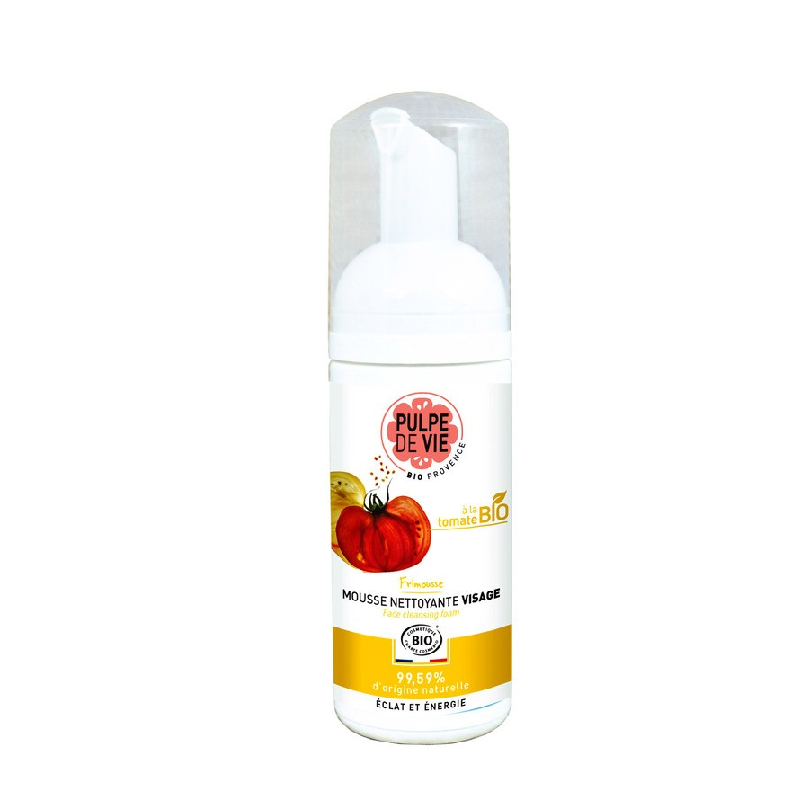Pulpe de Vie Cleansing Mousse Tomato Extract