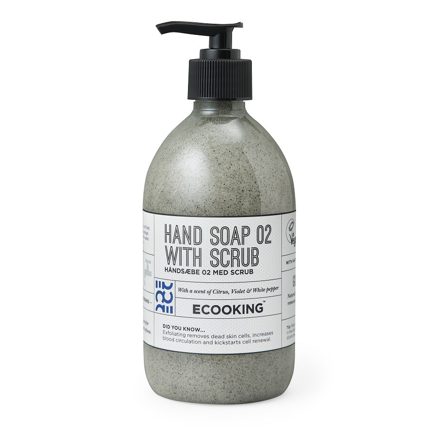 Ecooking Hand Soap with Scrub 02