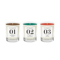 Bon Parfumeur Mini Scented Candles Set