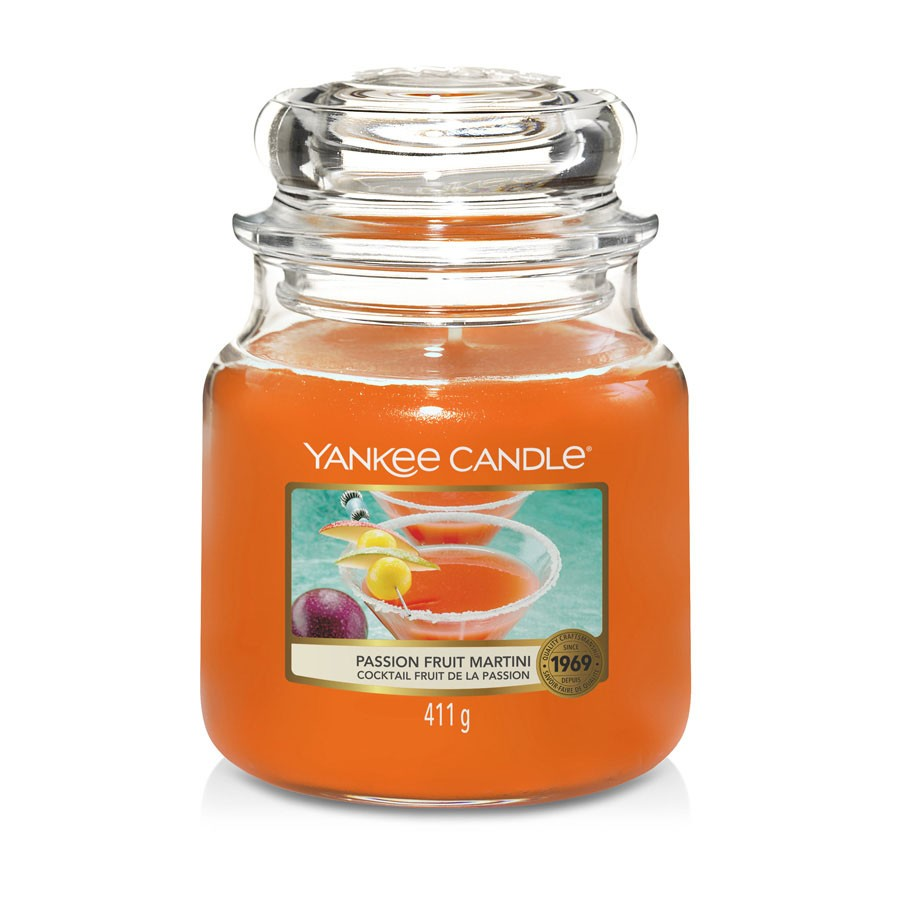 Yankee Candle Candle Jar Passion Fruit Martini