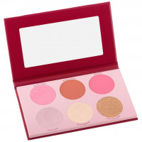 Douglas Make-up Pretty Cheeks Highlighter and Blush Palette