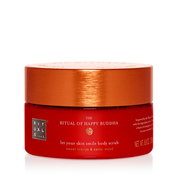 Rituals Happy Buddha Body Scrub