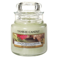 Yankee Candle Small Jar Lemongrass & Ginger