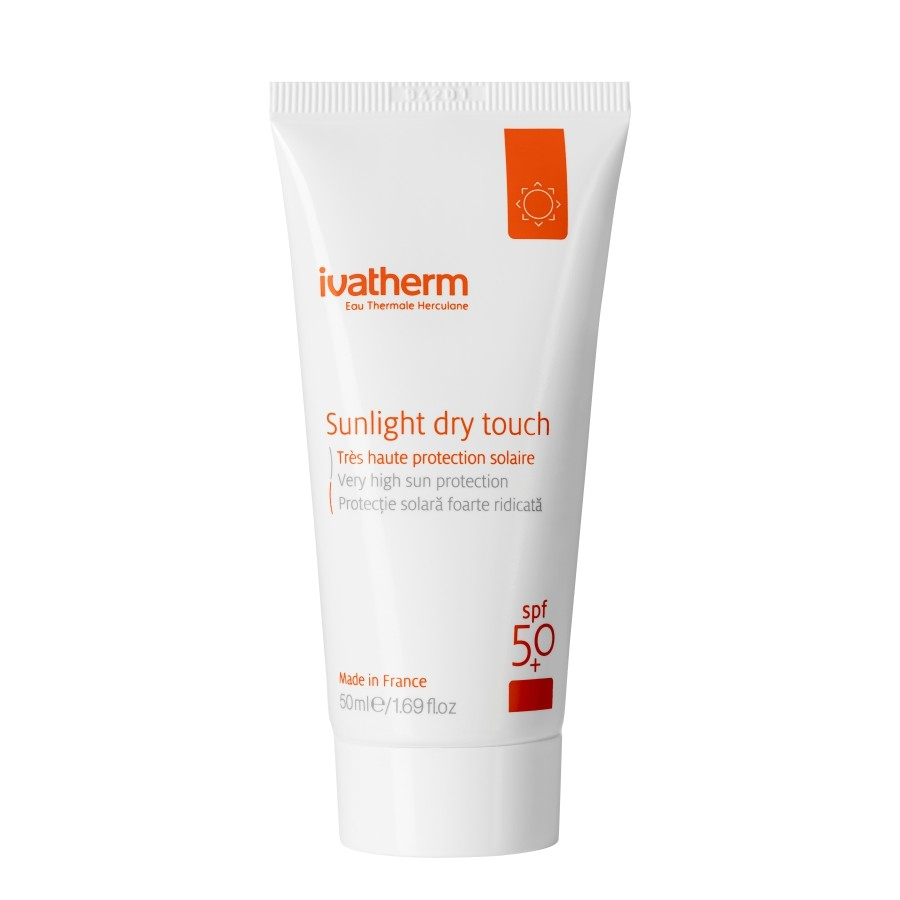Ivatherm Sunlight dry touch SPF 50+