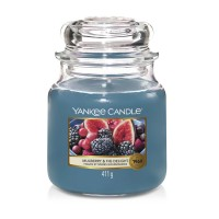 Yankee Candle Candle Jar Mulberry & Fig Delight
